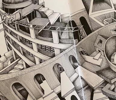 disegno a china